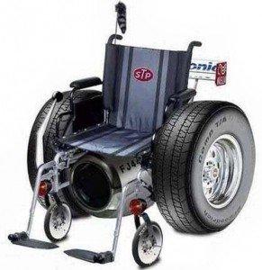La rando en fauteuil roulant: essais matériels dans Actualite handicap fauteuil-avion-291x300