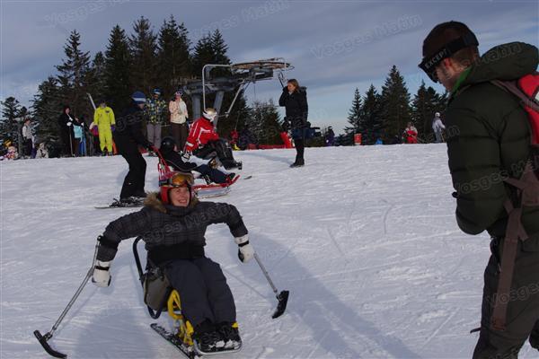 Handiski, 1ère journée régionale  dans les Vosges: Kosok y était! dans Actualite handicap photo-de-notre-correspondante-c-b
