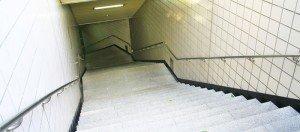 escaliers-metro