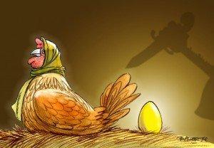 poule et oeuf