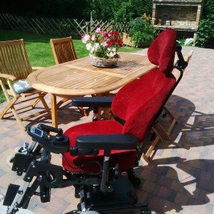 fauteuil real